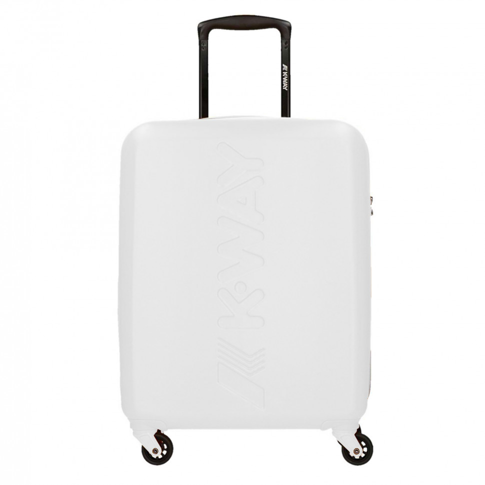 K-AIR CABIN TROLLEY blanc