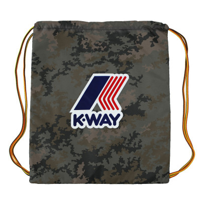 K-POCKET GYM BACKPACK camouflage
