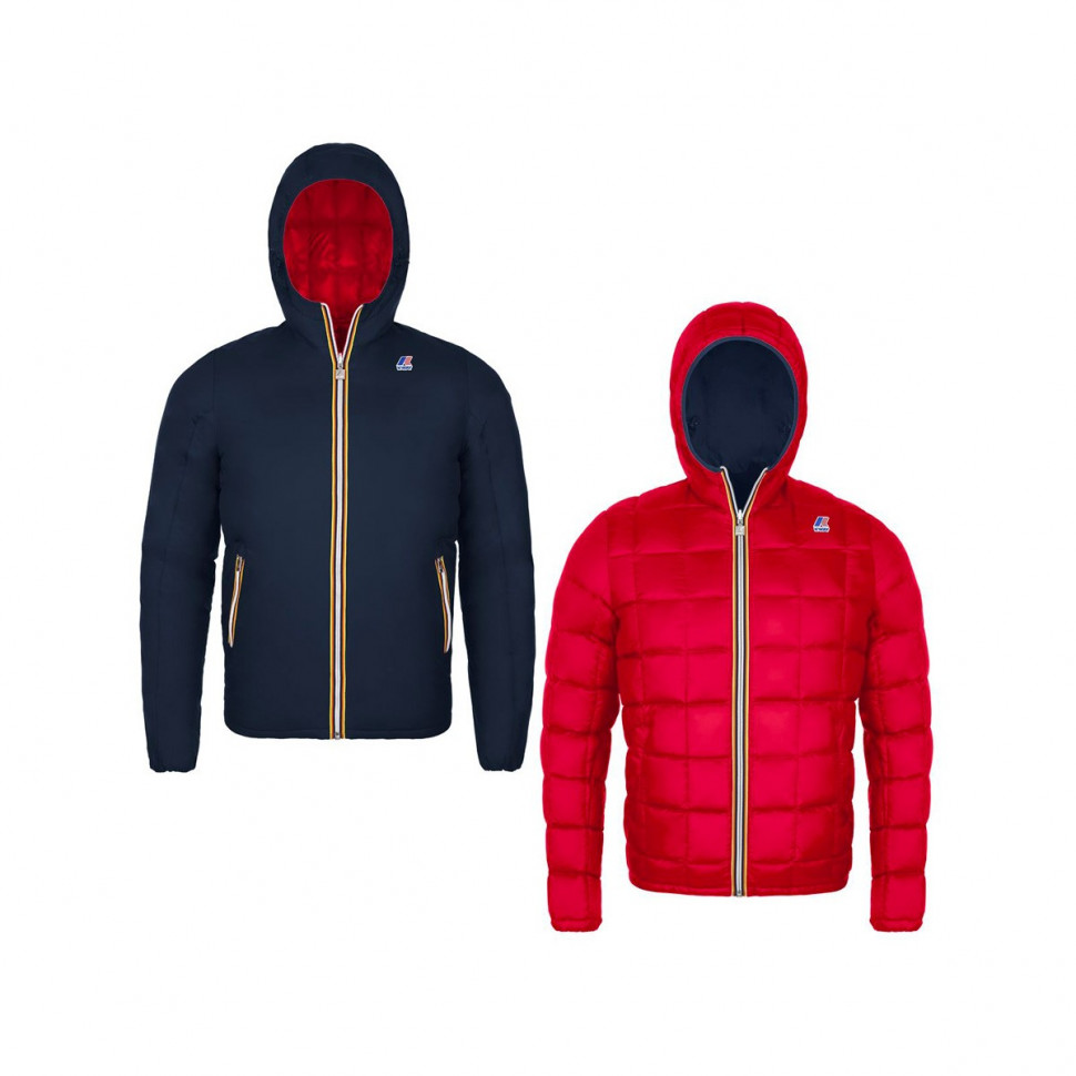 JACQUES THERMO PLUS DOUBLE KIDS BLEU / ROUGE