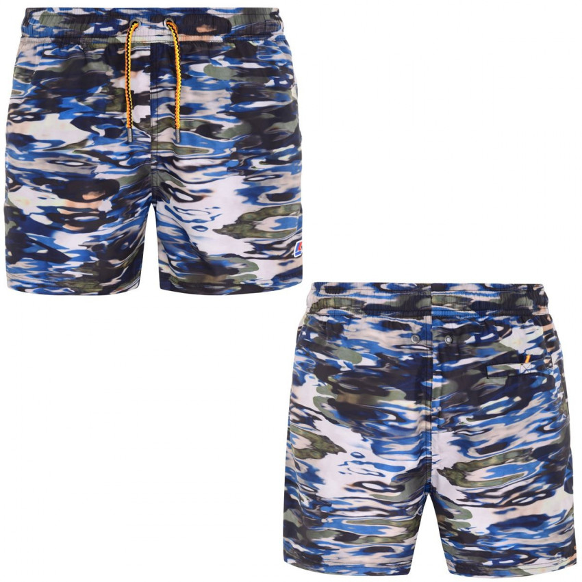 HAZEL GRAPHIC WATER CAMO